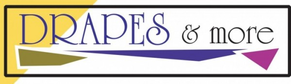 Drapes and More Logo