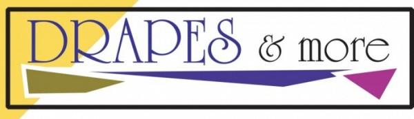 Drapes and More Logo